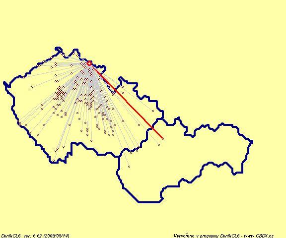Mapa_JO70UQ.jpg: Pokud se ti obrázek nezobrazí klikni pravým tlačítkem myši na nějaké místo v obrázku a vyber ZOBRAZIT OBRÁZEK
