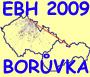 DO NOVÉHO OKNA : Borůvka, EBH 2009, Krkonoše