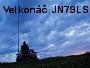 DO NOVÉHO OKNA : Velkonáč JN79LS