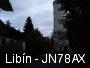 DO NOVÉHO OKNA : LPD 2014 - ET 101 - Libín u Prachatic.