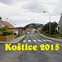 DO NOVÉHO OKNA : Koštice 2015